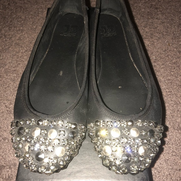 Joe's Jeans Shoes - Final sale black leather flats
